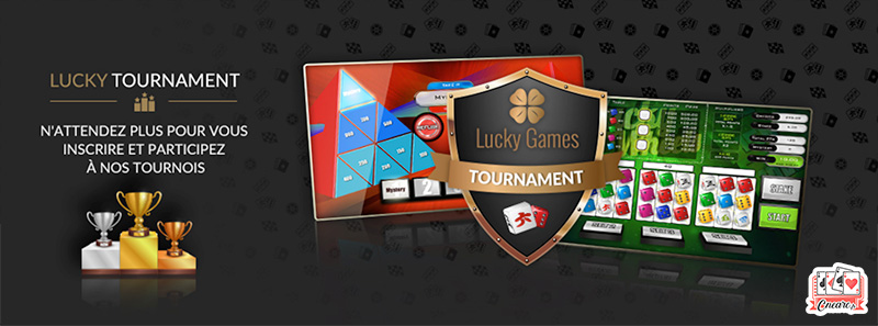 lucky games promotions