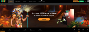 Spinmillion avis casino en ligne fiable